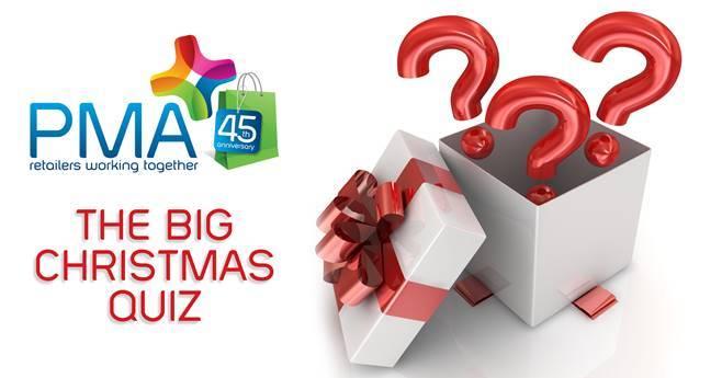 PMA Christmas Quiz 2020