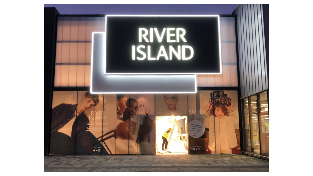 River Island Swindon Orbital