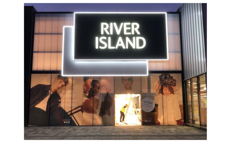 River Island Swindon Orbital
